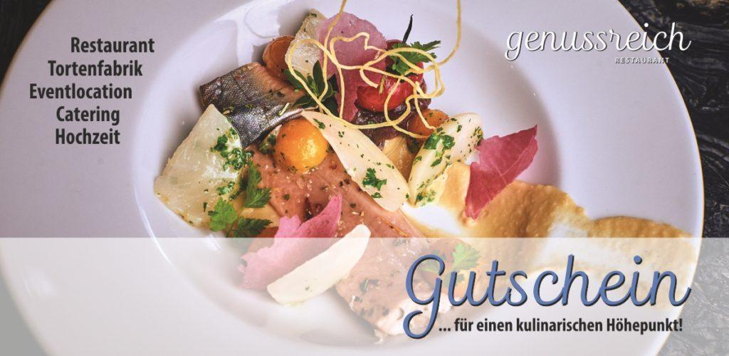 Genussreich Restaurant Leipzig Gutschein